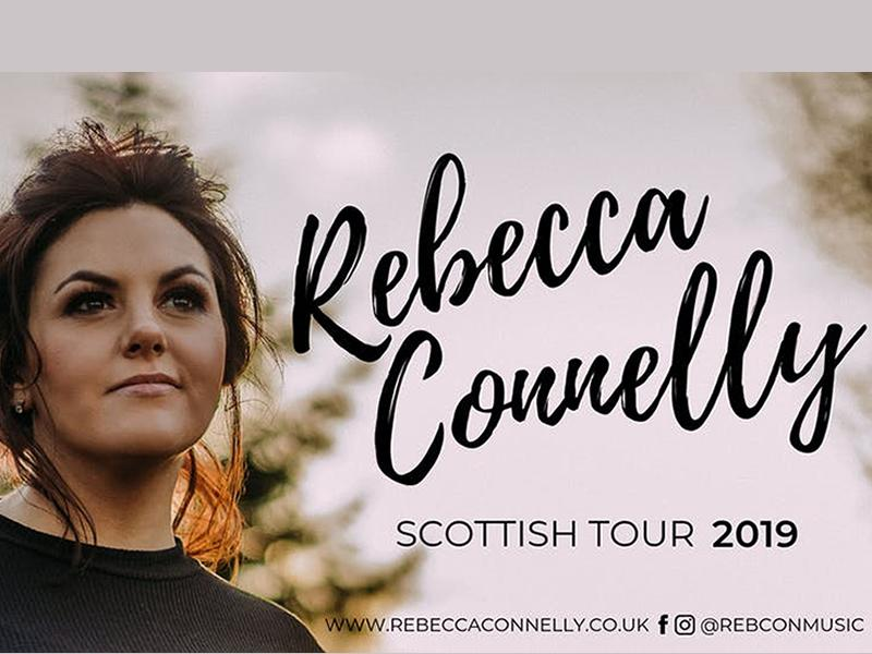 Gig in the Forest: Rebecca Connelly Scottish Tour