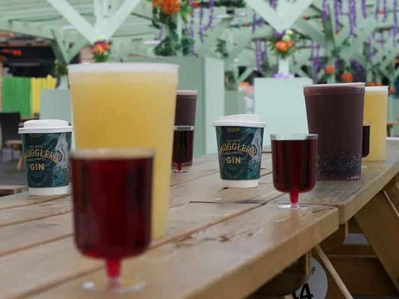 Oktoberfest at Festival Village: Merchant City