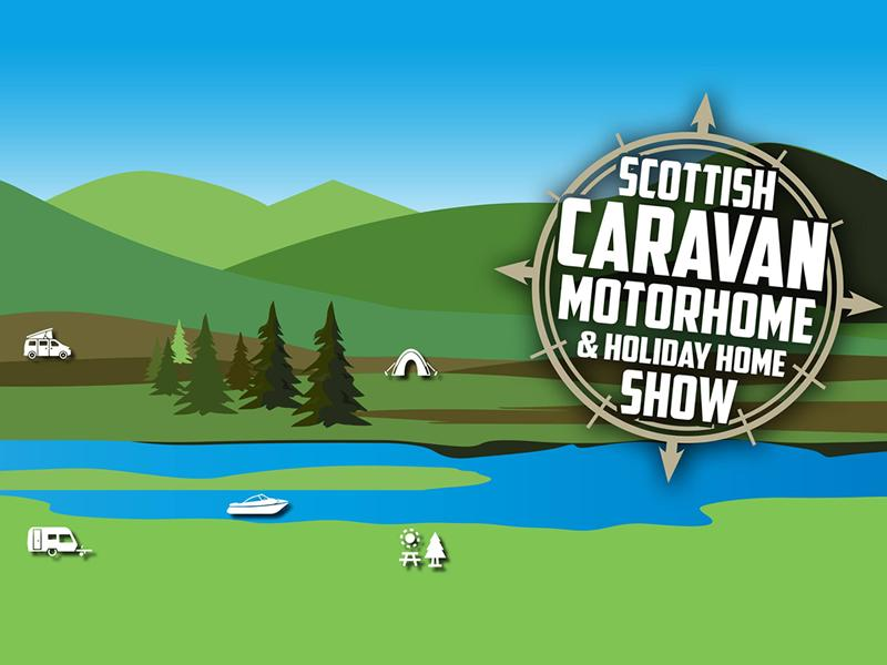 The Scottish Caravan, Motorhome & Holiday Home Show