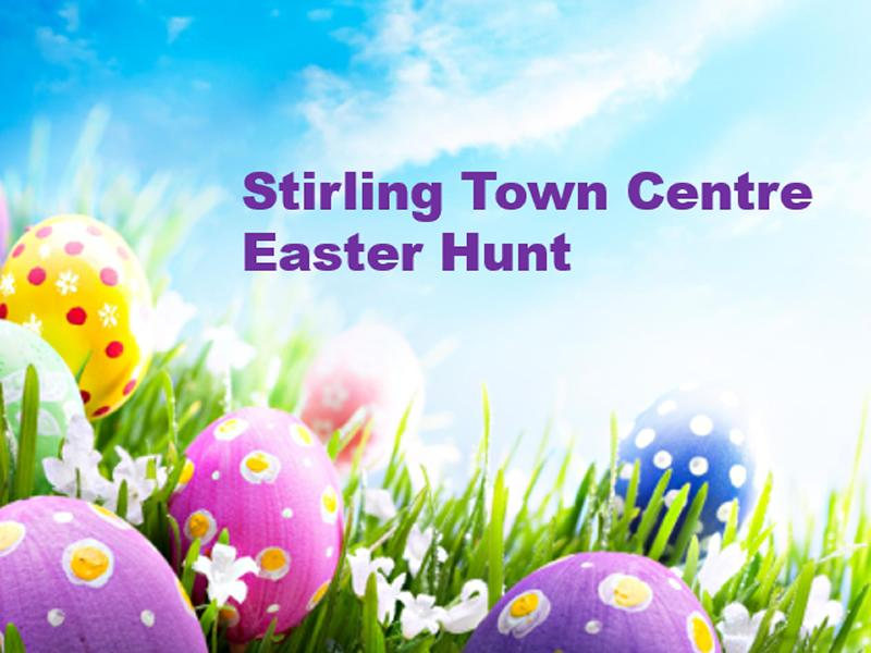 Stirling Town Centre Easter Hunt