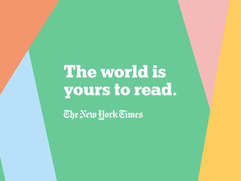 Edinburgh International Book Festival Themes: The New York Times Series