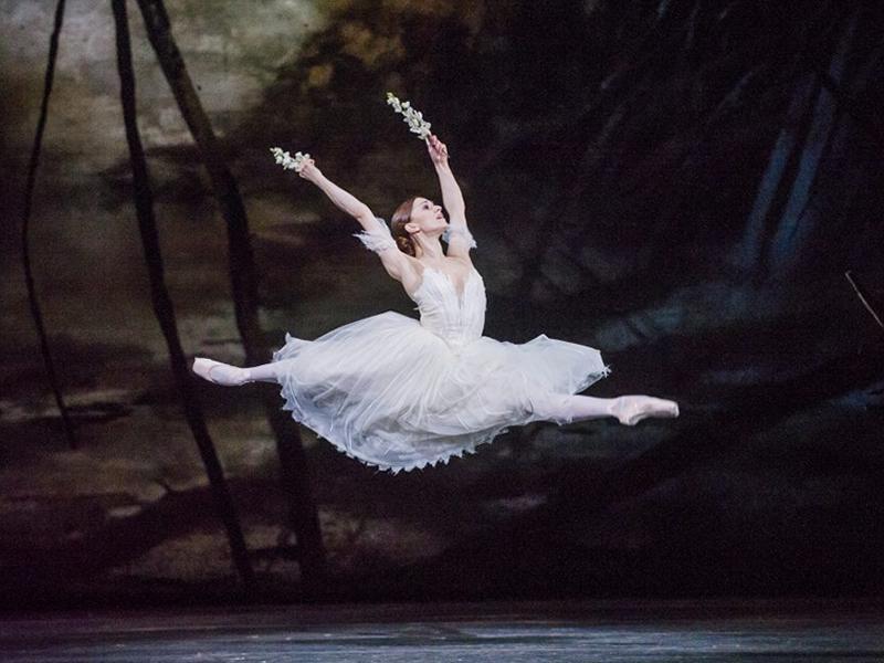 Royal Opera House: Giselle