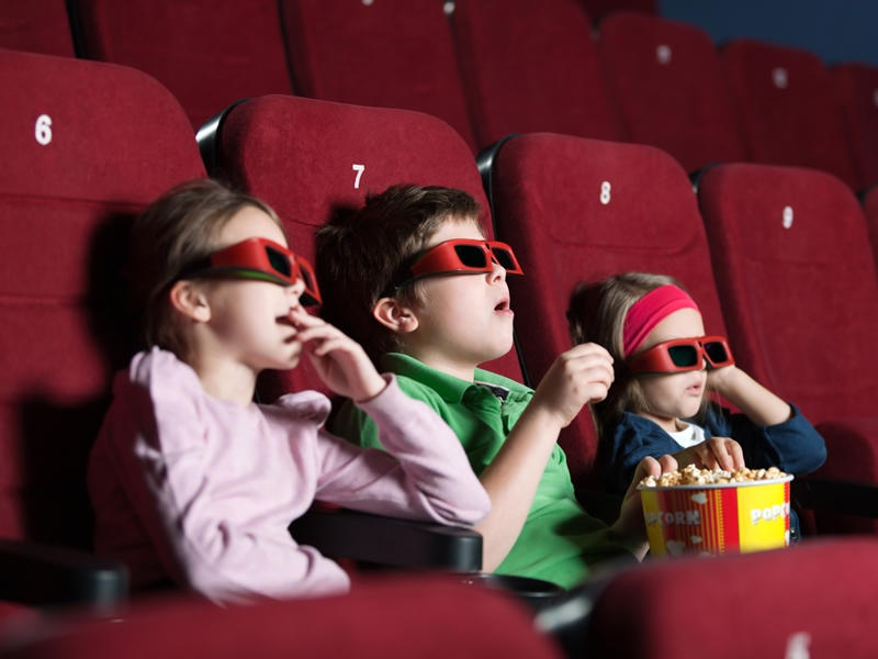 Family Films at Eastwood Park Theatre