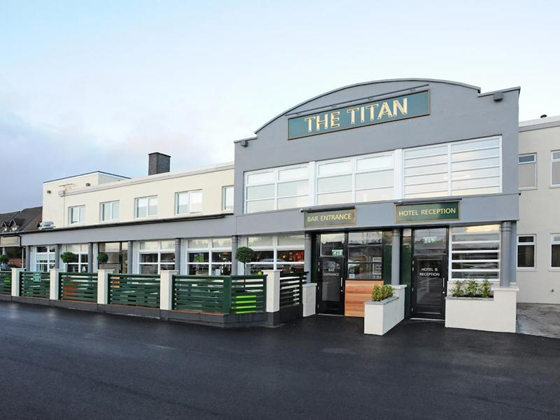 The Titan Inn Clydebank