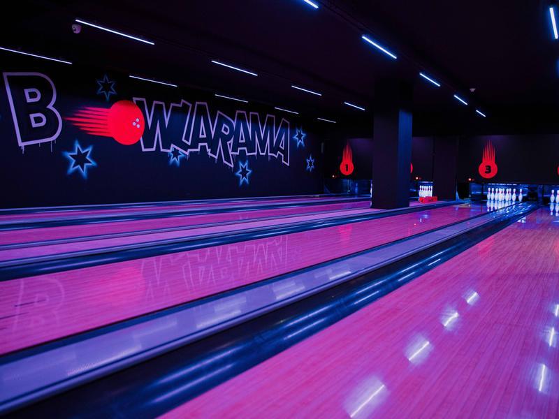 Snap up a free game of bowling at Bowlarama!