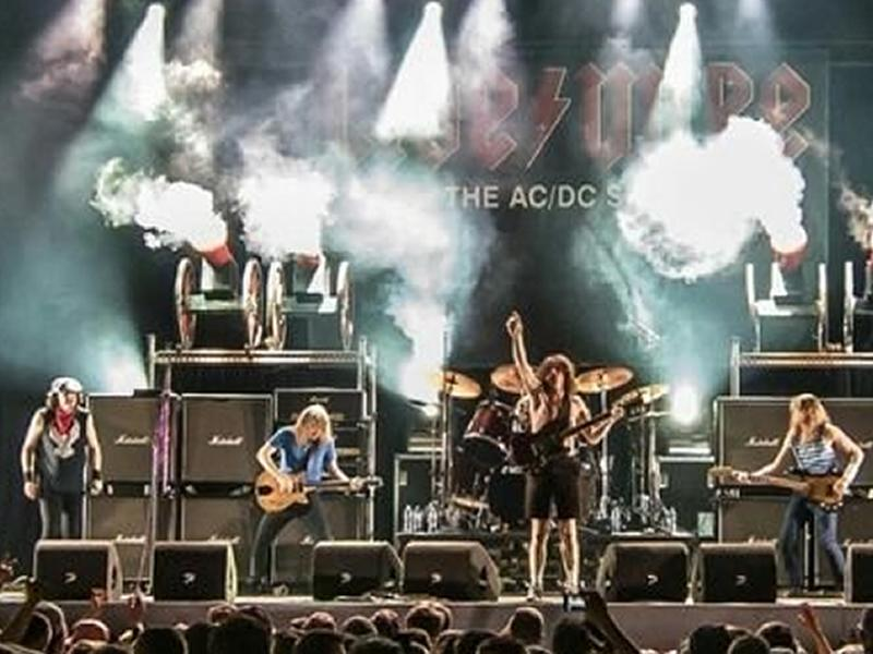 Live Wire: The AC/DC Show