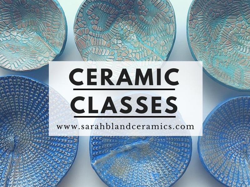 2 Week Ceramic Course
