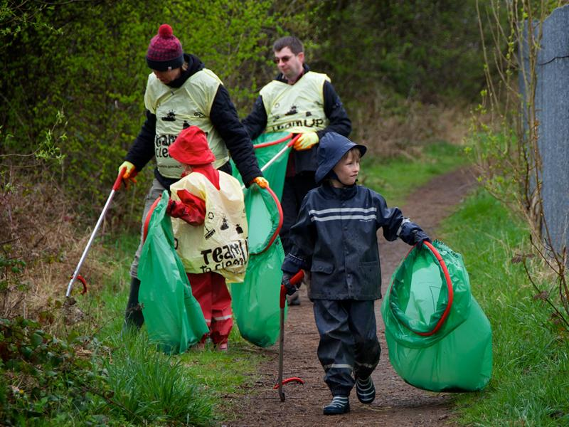 Renfrewshire prepares for its Big Spring Clean