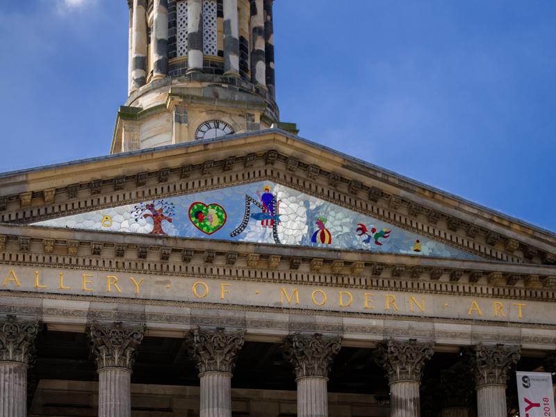 Glasgow City Centre Contemporary Art Trail