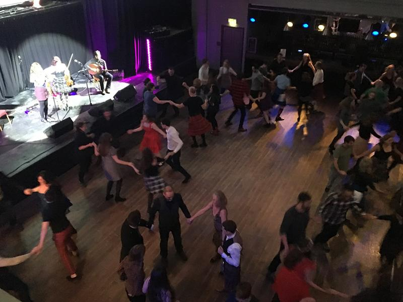 St Andrew's Day Ceilidh
