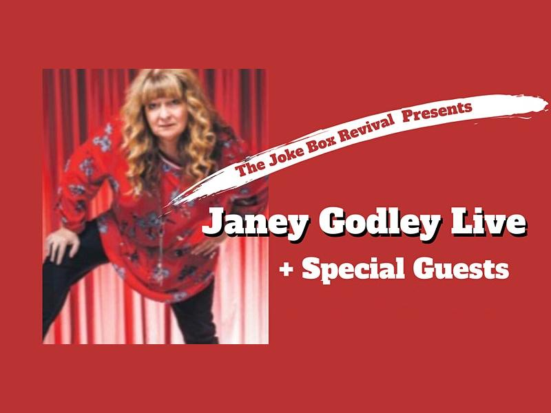 The Joke Box Revival with Janey Godley