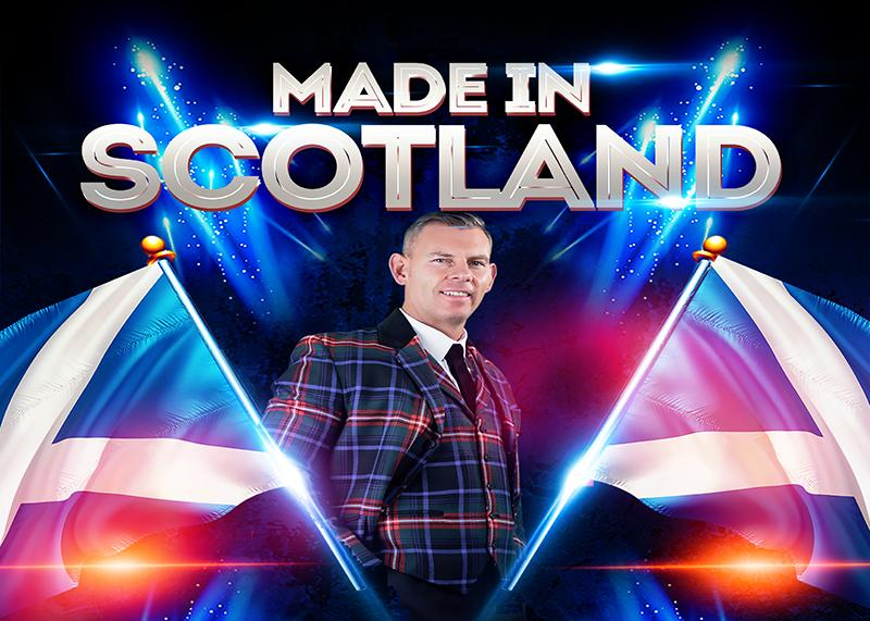 Festive Party Night - Made in Scotland
