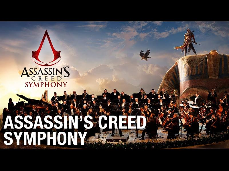 Assassin's Creed Symphony - CANCELLED