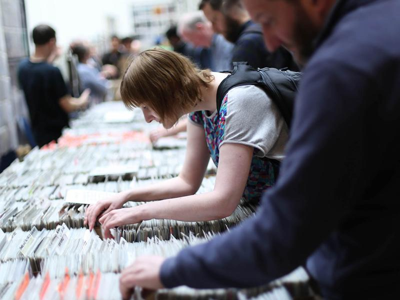 VIP Record Fair Glasgow