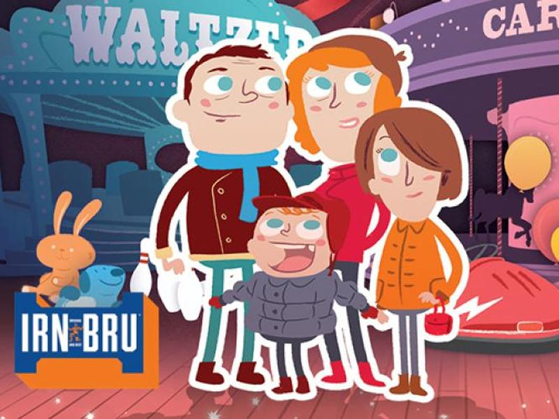 Irn Bru Carnival Competition Terms & Conditions