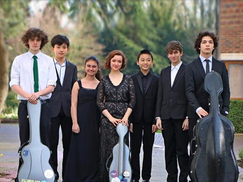 Music In Lanark: The Yehudi Menuhin School Ensemble of 2022