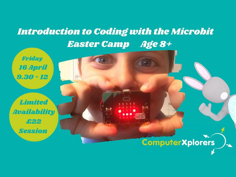 Coding with the Microbit - Easter Camp for Kids