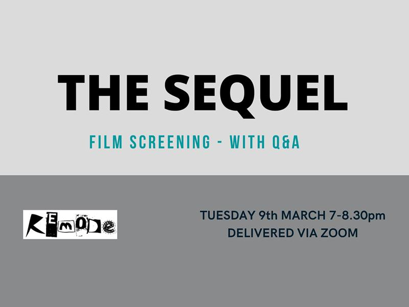 The Sequel - Film Screening with Q&A