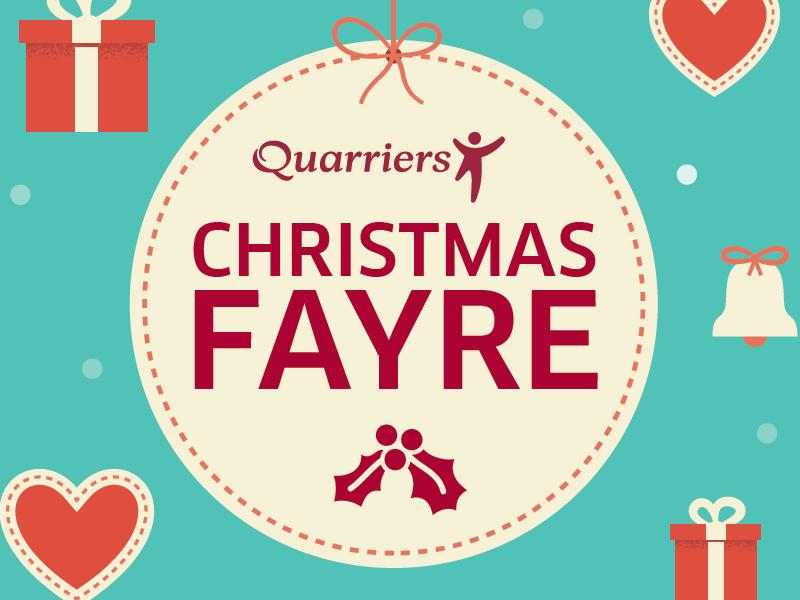 Quarriers Christmas Fayre
