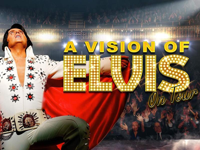 A Vision of Elvis - RESCHEDULED DATE
