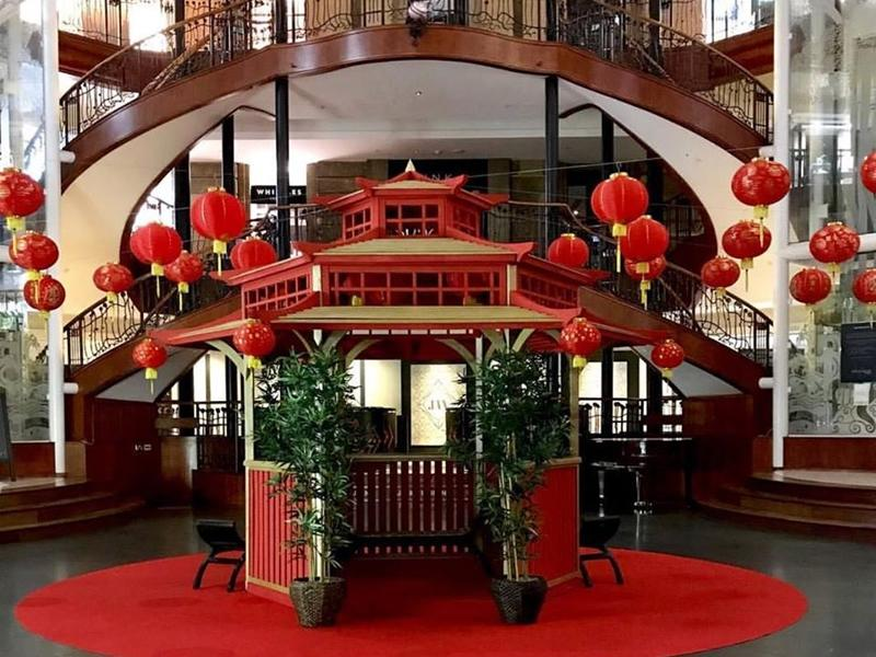 Chinese New Year at Princes Square