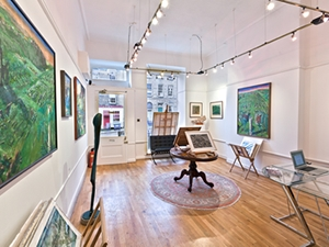 The Sutton Gallery