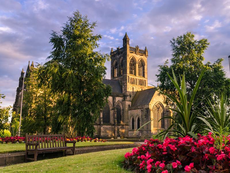 Online History Talk: Paisley Abbey