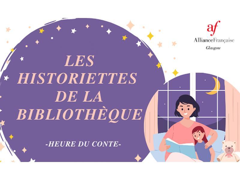 Les Historiettes de la Bibliothèque
