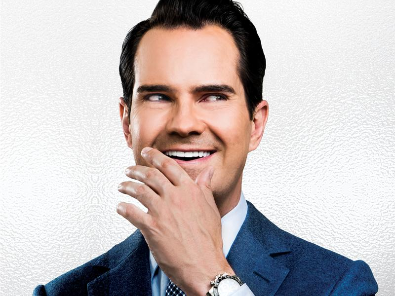 Jimmy Carr: Teribly Funny