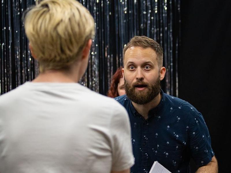 Glasgow Improv Theatre Online Course