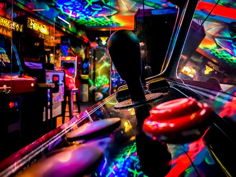 NQ64 Arcade Bar Opening in Edinburgh this Summer