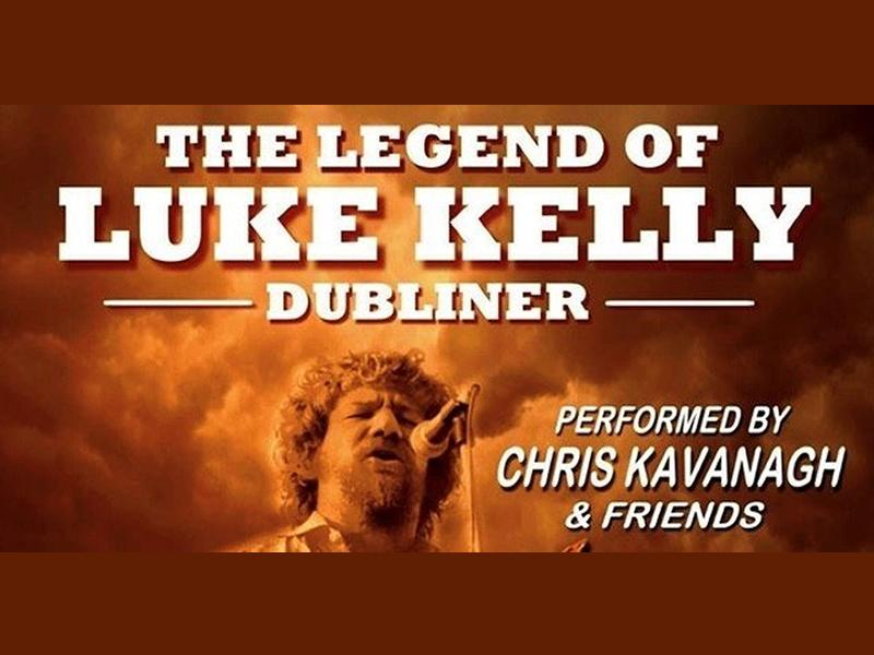 The Legend of Luke Kelly - The Dubliners