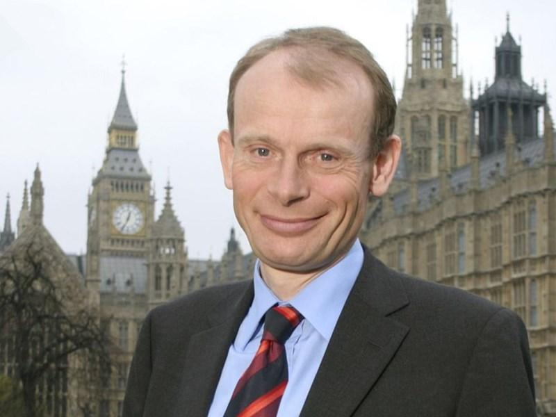 The Books That Made Me... Andrew Marr