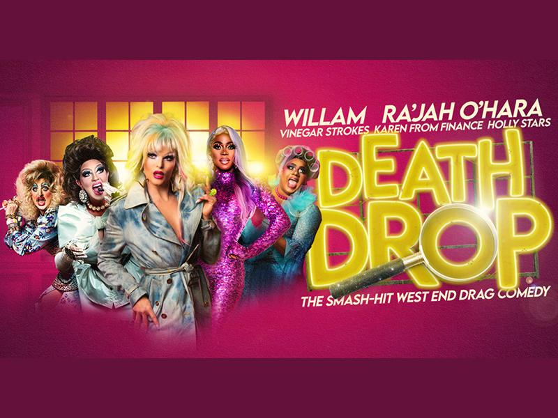 Death Drop: Dragatha Christie