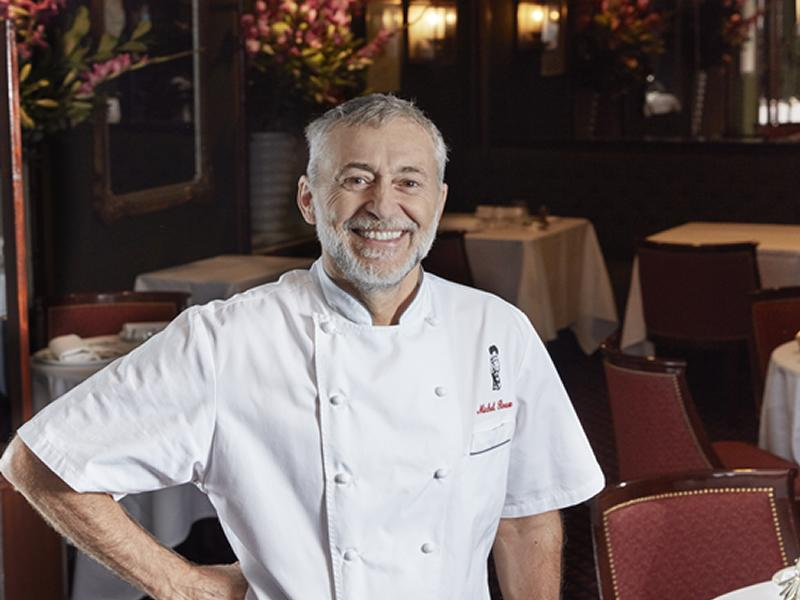 Michel Roux Jr Masterclass and Lunch at Cromlix Hotel