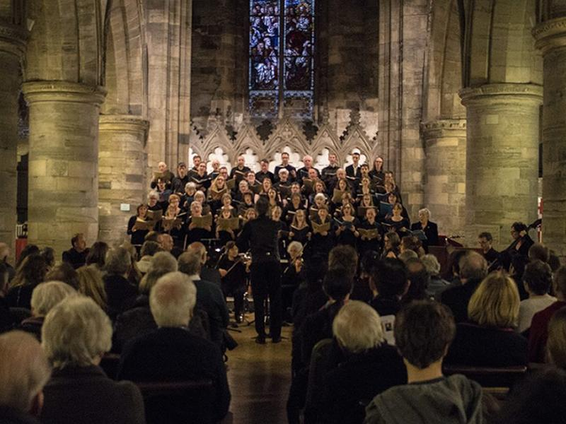 St Andrews Day Concert