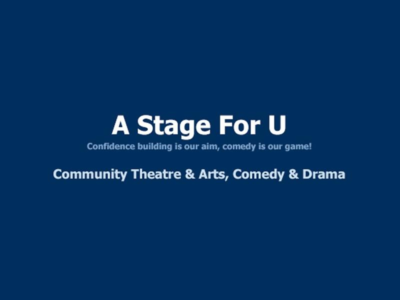A Stage For U