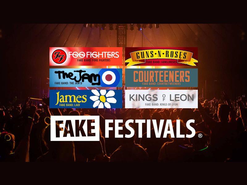 Dunfermline Fake Festival