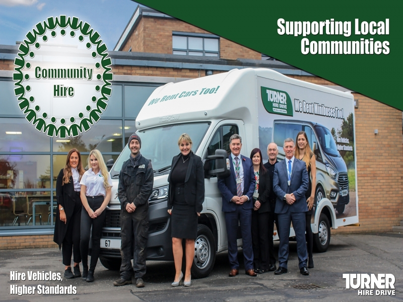 Community Hire Initiative for Registered Charities