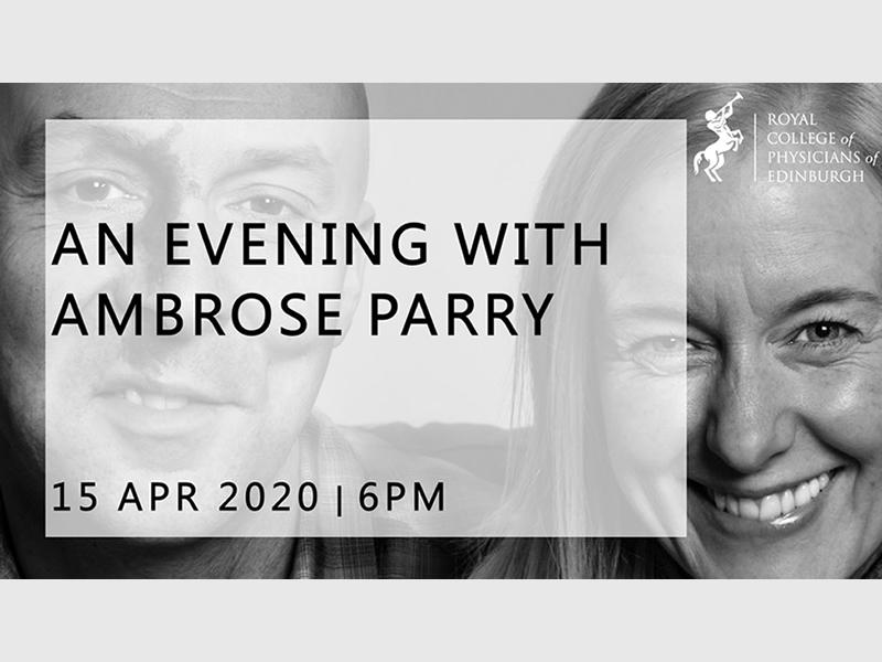 An Evening with Ambrose Parry