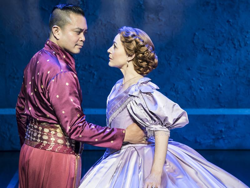 The King and I comes to Glasgow after a sold out season in London