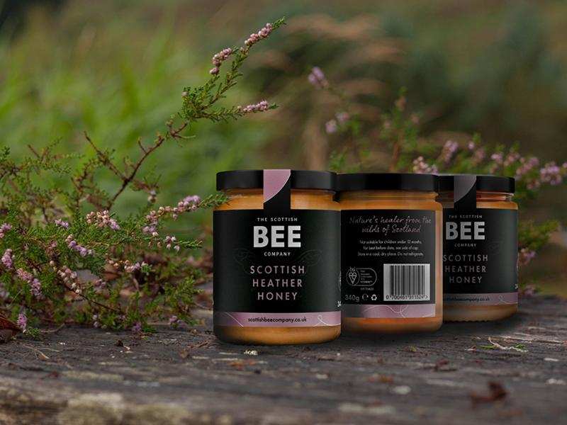 Scottish Bee Company awarded first BSI Kitemark in UK for Food Assurance