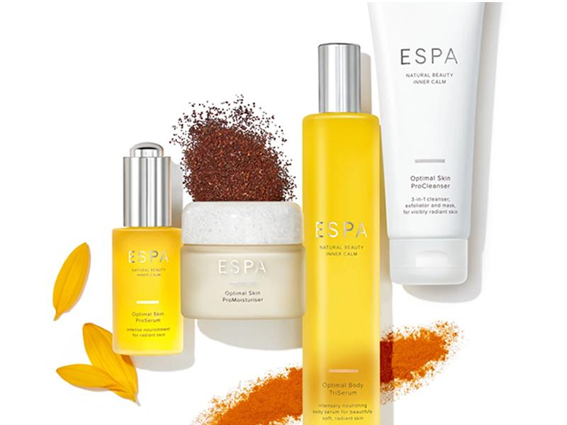 Floral Masterclass with ESPA Skincare
