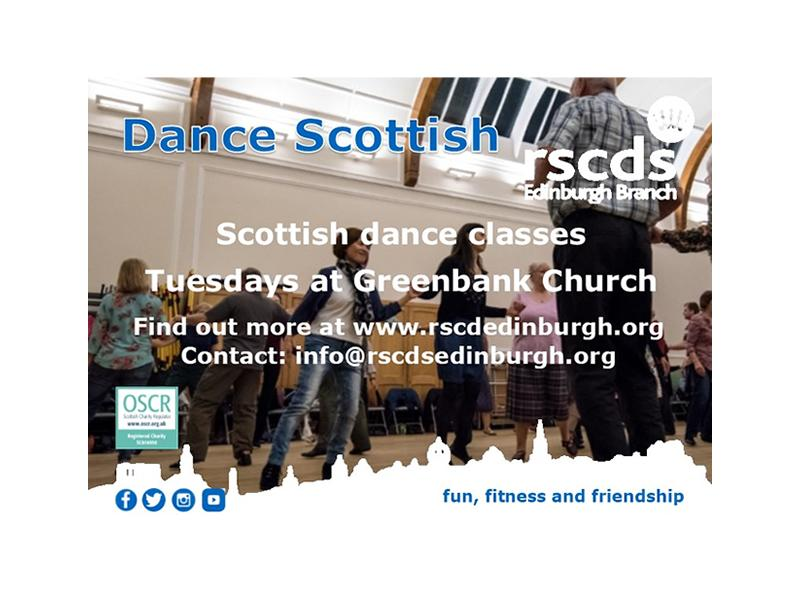 Fun Beginners Scottish Dance Classes