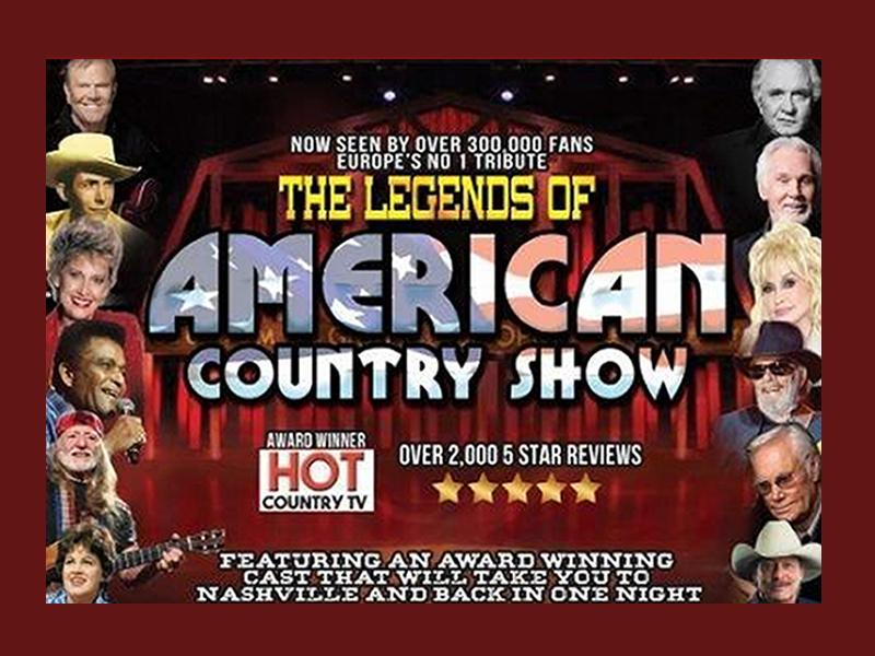 Legends of America Country Show