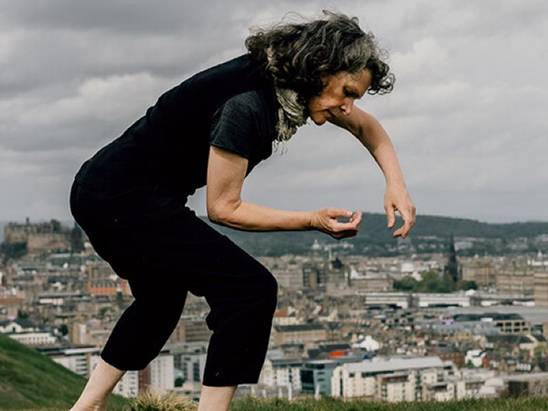 Dancing in the Streets: Janice Parker
