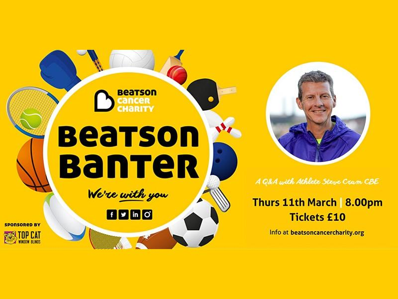 Beatson Banter with Steve Cram