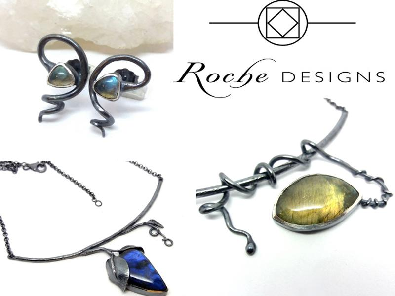 Roche Designs Jewellery at the Thistles Centre