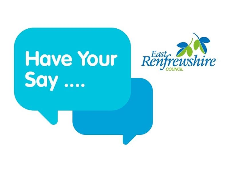 Have your say and help make a difference in Netherlee and Stamperland