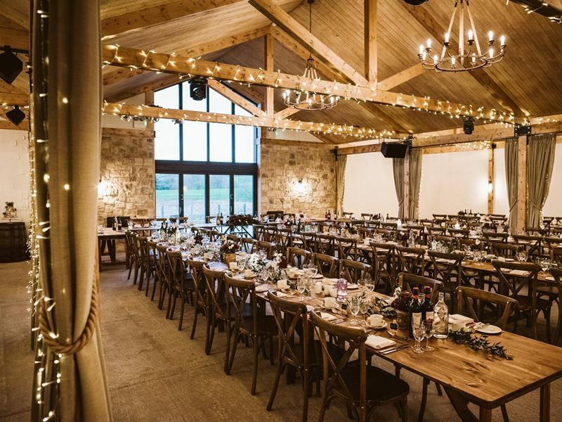 Wedding Showcase Day hosted by Conifer Events